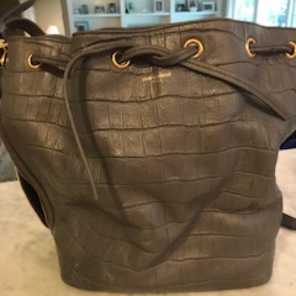 1f80d0c187 Yves Saint Laurent Bags   Emmanuelle Bucket Bag   Poshmark